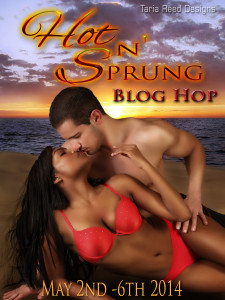 Hot and Sprung Blog Hop Photo